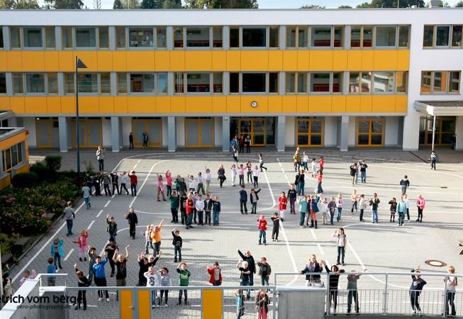 Neubau Gebäude Grundschule